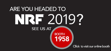 Join Us at NRF 2019 - Booth #1958